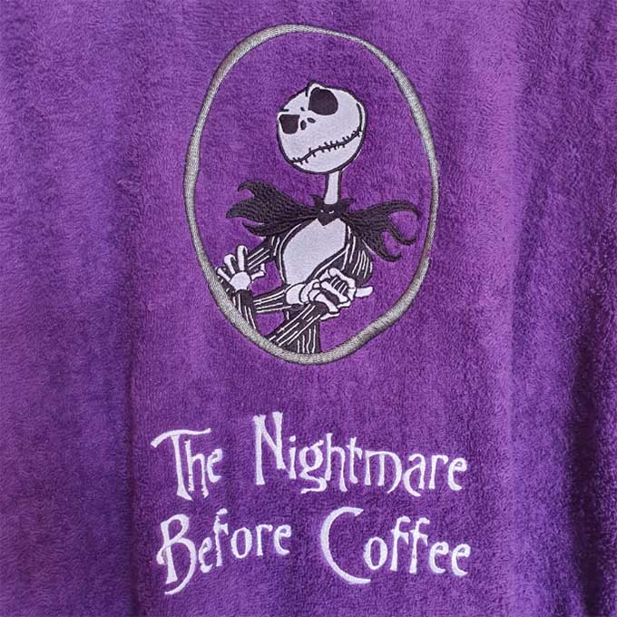 the nightmare before coffee